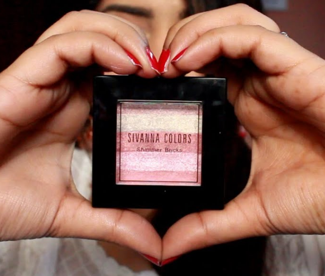 Sivanna Shining Star Shimmer Brick review and swatches. Check out whether it is an awesome dupe of Bobbi Brown in Pigmentation as well as Texture. Sivanna Shining Star Shimmer Brick