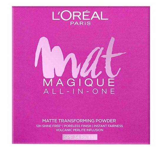 L'Oreal Paris Mat Magique Compact Review