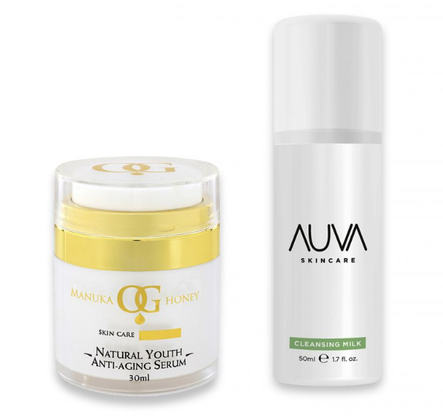 AUVA Nourishing Night Cream Review