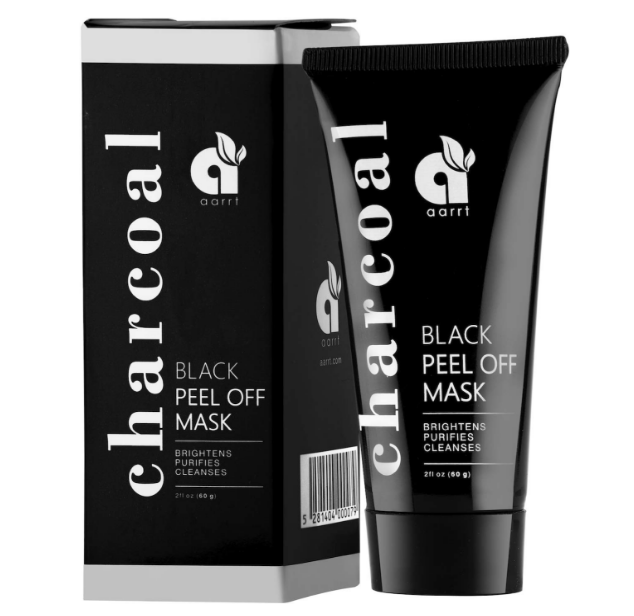 Aarrt Charcoal Peel Off Mask Review