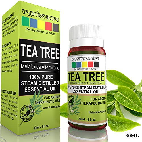 Organix Mantra Tea Tree Essential Oil