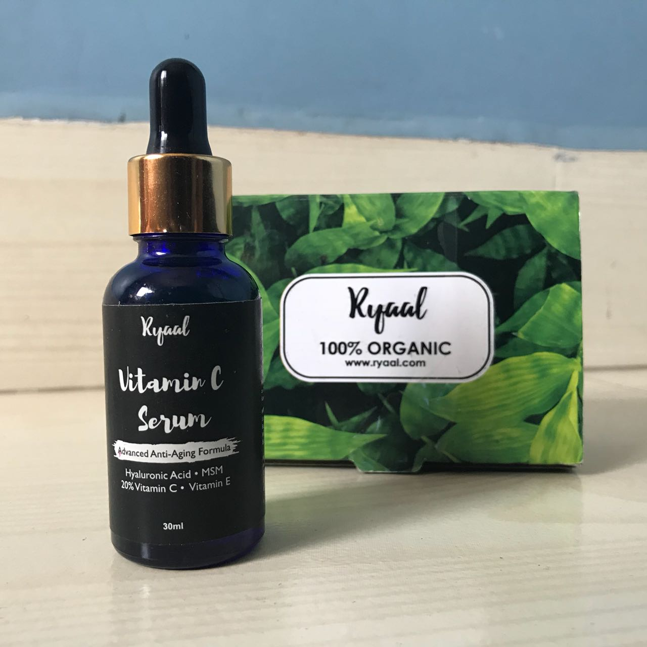 Ryaal Vitamin C Anti-Aging Serum Review