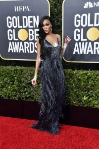 Latest Fashion Trends As Spotted At The 2020 Golden Globe Awards 1