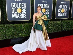 Latest Fashion Trends As Spotted At The 2020 Golden Globe Awards 3
