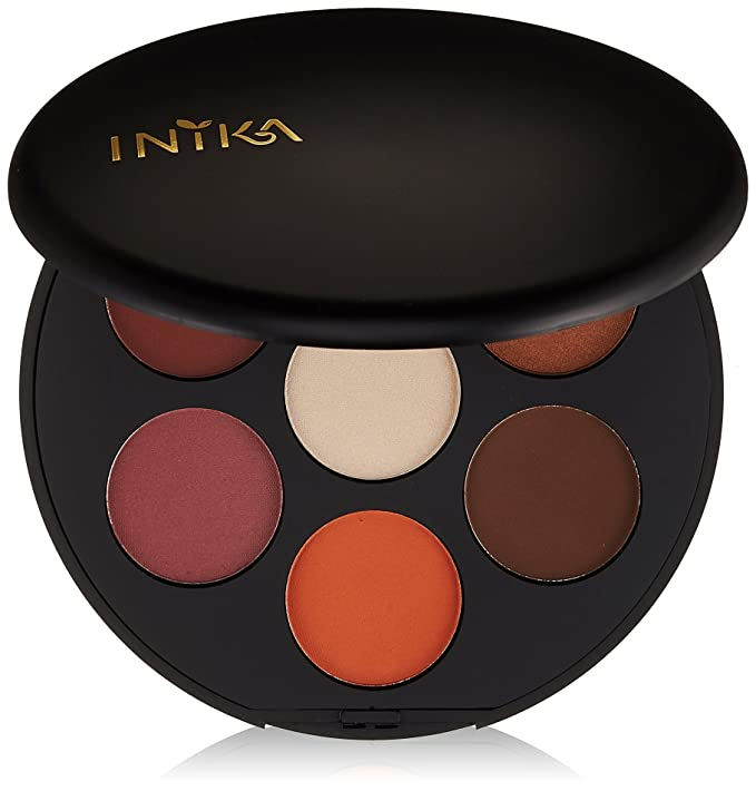 Inika Day to Night Eye Shadow Palette - livingflawless.com