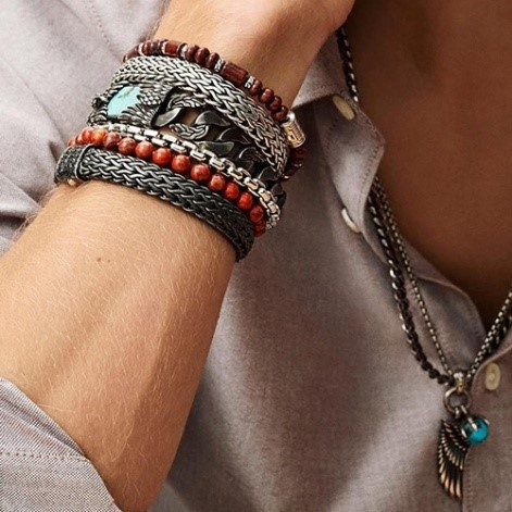 Latest Trends in Jewelry For Men LivingFlawless.com