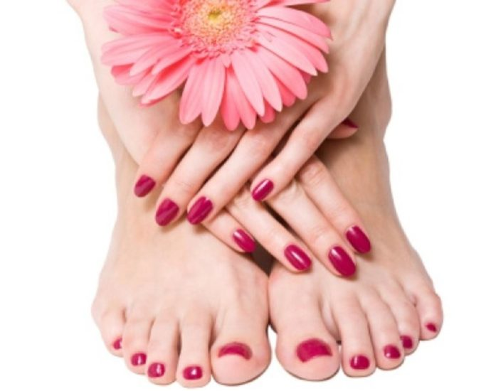 Keeping your hands and feet clean and healthy 4