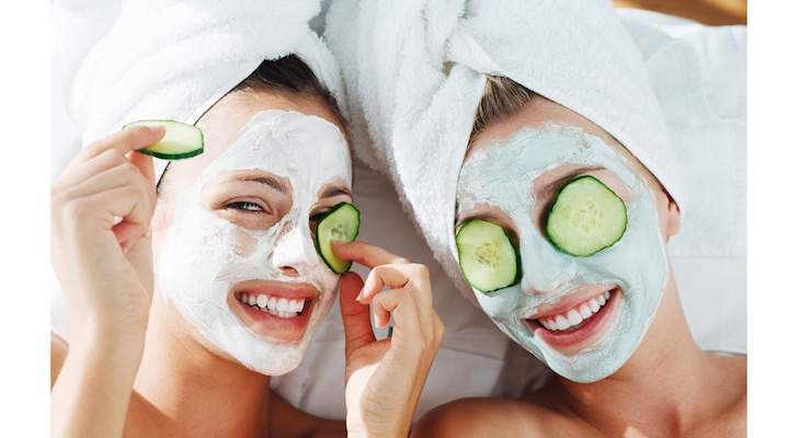 Easy making skin masks at your home 1