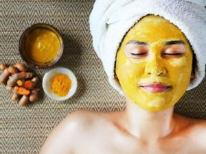 Easy making skin masks at your home 2
