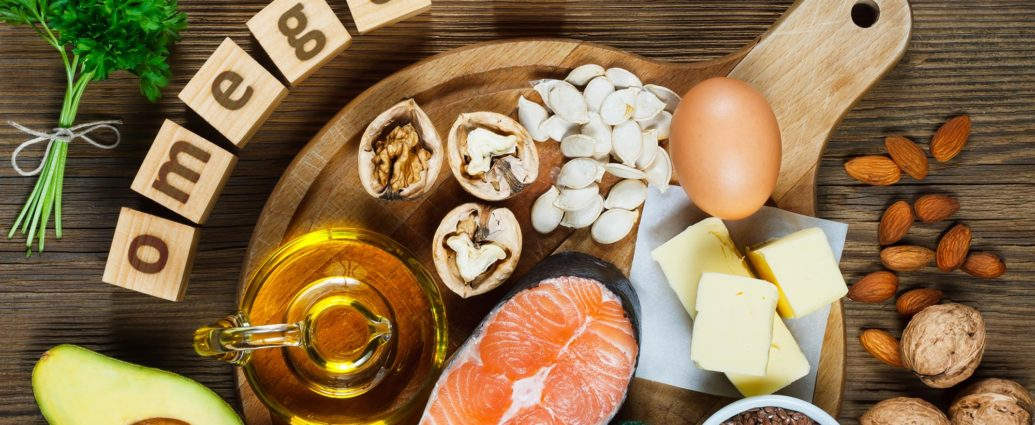 Omega 3 fatty acids are great for beauty 1