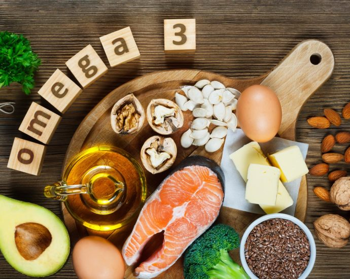 Omega 3 fatty acids are great for beauty 13