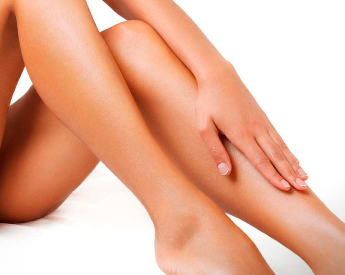 Removing leg hairs efficiently 4