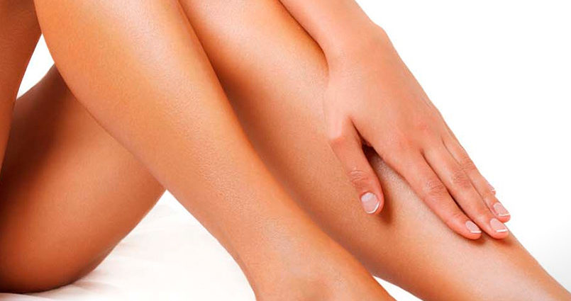 Removing leg hairs efficiently 1