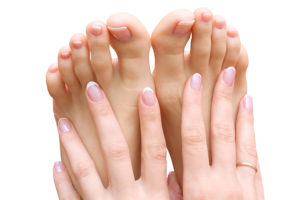 Keeping your hands and feet clean and healthy 3