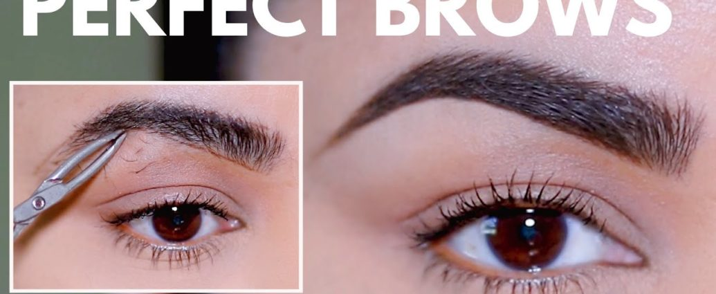 Shaping your eyebrows perfectly – Tips & tricks 1